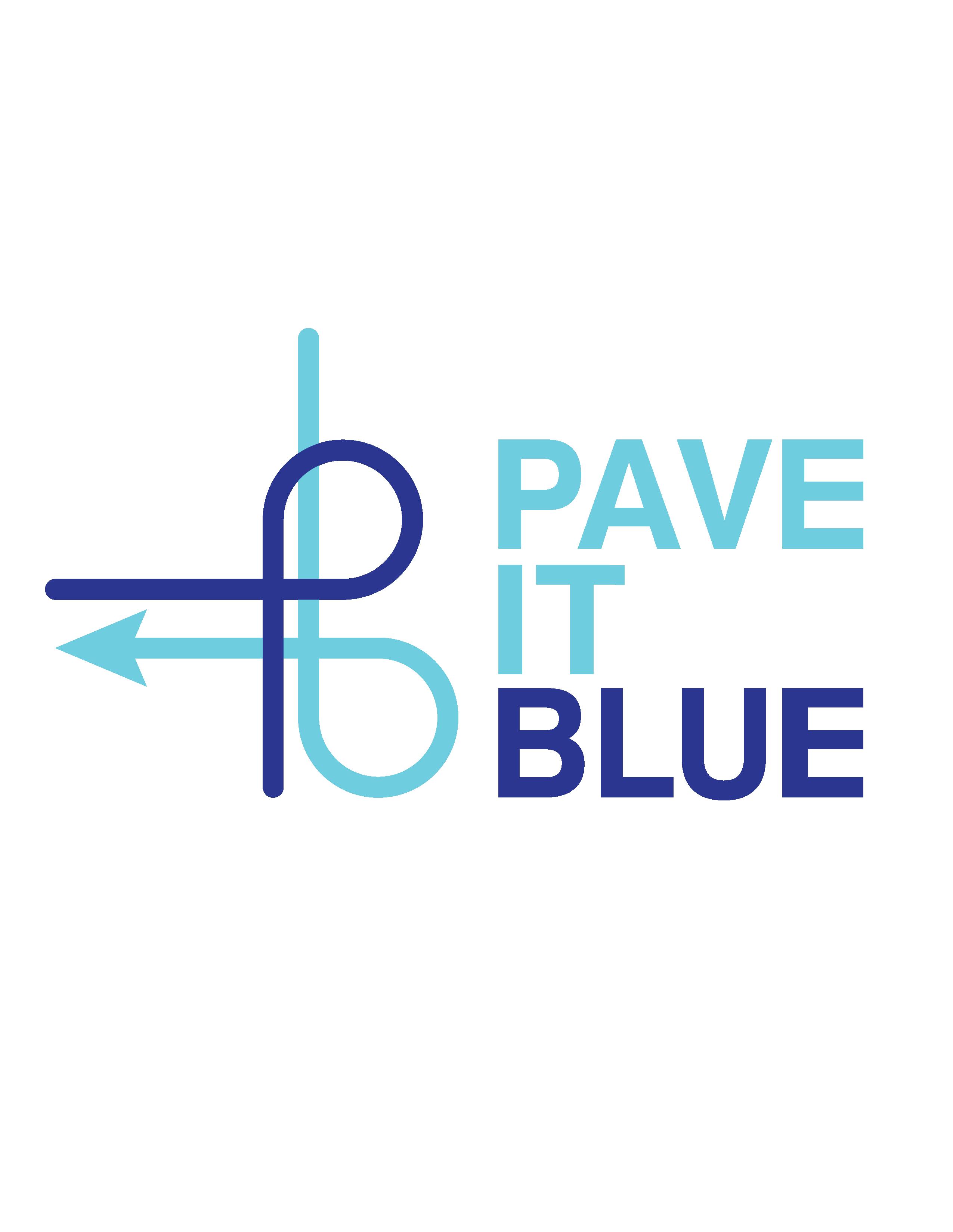 PaveItBlue