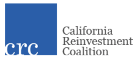 California Reinvestment Coalition (CRC)
