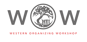 Western Organizing Workshop