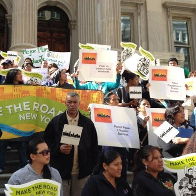 The NYC Coalition for Educational Justice