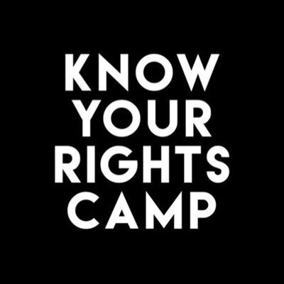 Know Your Rights Camp