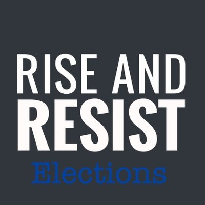 Rise and Resist and Vote